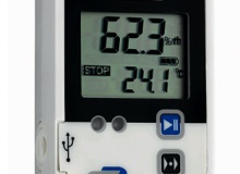 LOG110 Datenlogger für Temperatur und Feuchte