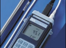 Thermo-Hygrometer (Feuchte) HD2101.2 mit USB/RS232 + Datenlogger