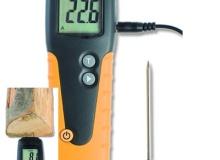 Holz-und Materialfeuchte-Messgerät HumidCheck Pro