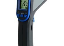 SCANTEMP RH 898 Infrarotthermometer und Feuchte (rH)-Messgerät