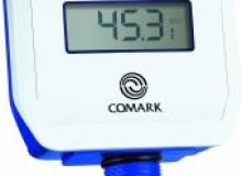 Datenlogger Comark Modell N2013 mit LCD-Anzeige